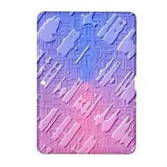 Baby Pattern Samsung Galaxy Tab 2 (10 1 ) P5100 Hardshell Case