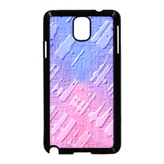 Baby Pattern Samsung Galaxy Note 3 Neo Hardshell Case (black)