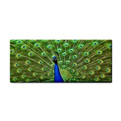 Bird Peacock Hand Towel