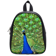 Bird Peacock School Bags (small)