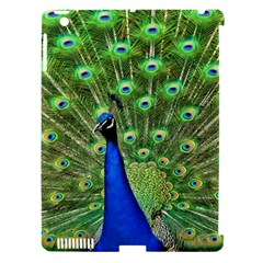 Bird Peacock Apple Ipad 3/4 Hardshell Case (compatible With Smart Cover)