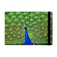 Bird Peacock Apple Ipad Mini Flip Case