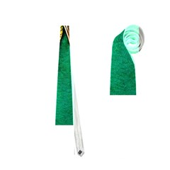 Bird Peacock Feathers Neckties (one Side)