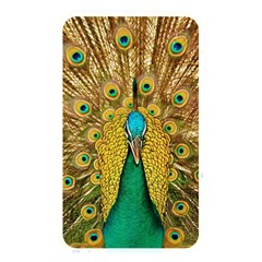 Bird Peacock Feathers Memory Card Reader