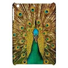 Bird Peacock Feathers Apple Ipad Mini Hardshell Case