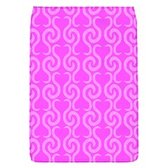Pink Elegant Pattern Flap Covers (s)