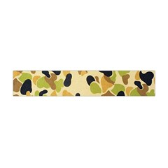 Camouflage Pattern Army Flano Scarf (Mini) by AnjaniArt