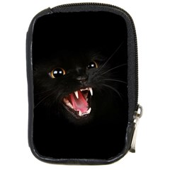 Cat Animal Cute Compact Camera Cases by AnjaniArt