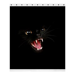 Cat Animal Cute Shower Curtain 60  X 72  (medium)