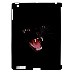 Cat Animal Cute Apple Ipad 3/4 Hardshell Case (compatible With Smart Cover) by AnjaniArt