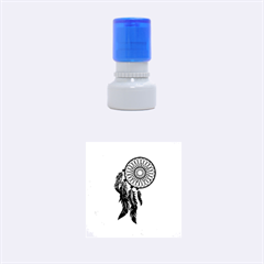 Dream Catcher Rubber Round Stamps (small)