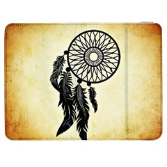 Dream Catcher Samsung Galaxy Tab 7  P1000 Flip Case by AnjaniArt