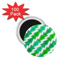 Geometric Art Pattern 1 75  Magnets (100 Pack)  by AnjaniArt
