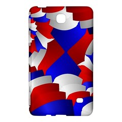 Happy Memorial Day Samsung Galaxy Tab 4 (8 ) Hardshell Case  by AnjaniArt