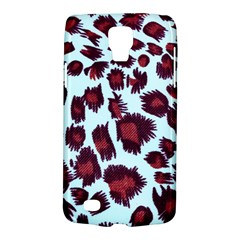 Jaguar Textile Background Galaxy S4 Active by AnjaniArt
