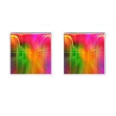 Texture Background Cufflinks (square) by AnjaniArt