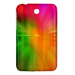 Texture Background Samsung Galaxy Tab 3 (7 ) P3200 Hardshell Case  by AnjaniArt