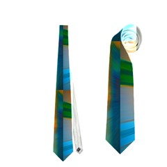 Wall Of Colour Duplication Neckties (two Side)