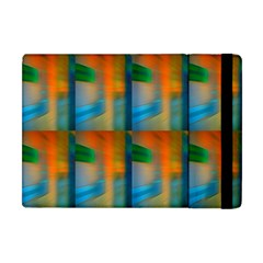Wall Of Colour Duplication Apple Ipad Mini Flip Case by AnjaniArt