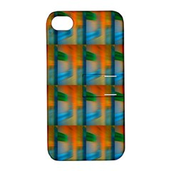 Wall Of Colour Duplication Apple Iphone 4/4s Hardshell Case With Stand by AnjaniArt