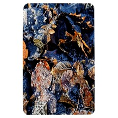 Frost Leaves Winter Park Morning Kindle Fire (1st Gen) Hardshell Case by Zeze