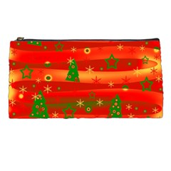 Xmas Magic Pencil Cases by Valentinaart