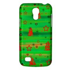 Green Xmas Magic Galaxy S4 Mini by Valentinaart