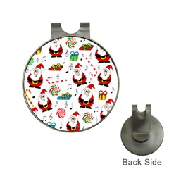 Xmas Song Hat Clips With Golf Markers by Valentinaart