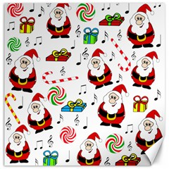 Xmas Song Canvas 20  X 20   by Valentinaart