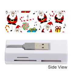 Xmas Song Memory Card Reader (stick)  by Valentinaart