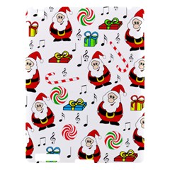 Xmas Song Apple Ipad 3/4 Hardshell Case by Valentinaart