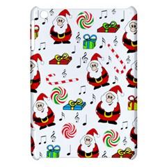 Xmas Song Apple Ipad Mini Hardshell Case by Valentinaart