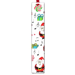 Xmas Song Large Book Marks by Valentinaart
