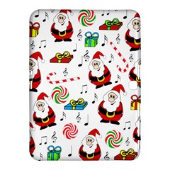 Xmas Song Samsung Galaxy Tab 4 (10 1 ) Hardshell Case  by Valentinaart