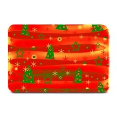 Christmas Magic Plate Mats by Valentinaart
