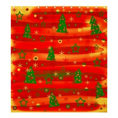 Christmas Magic Shower Curtain 66  X 72  (large)  by Valentinaart