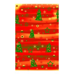 Christmas Magic Shower Curtain 48  X 72  (small)  by Valentinaart