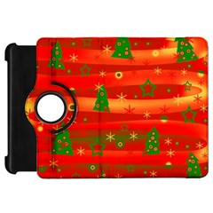 Christmas Magic Kindle Fire Hd Flip 360 Case by Valentinaart