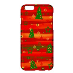 Christmas Magic Apple Iphone 6 Plus/6s Plus Hardshell Case by Valentinaart