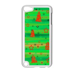 Xmas Magical Design Apple Ipod Touch 5 Case (white) by Valentinaart