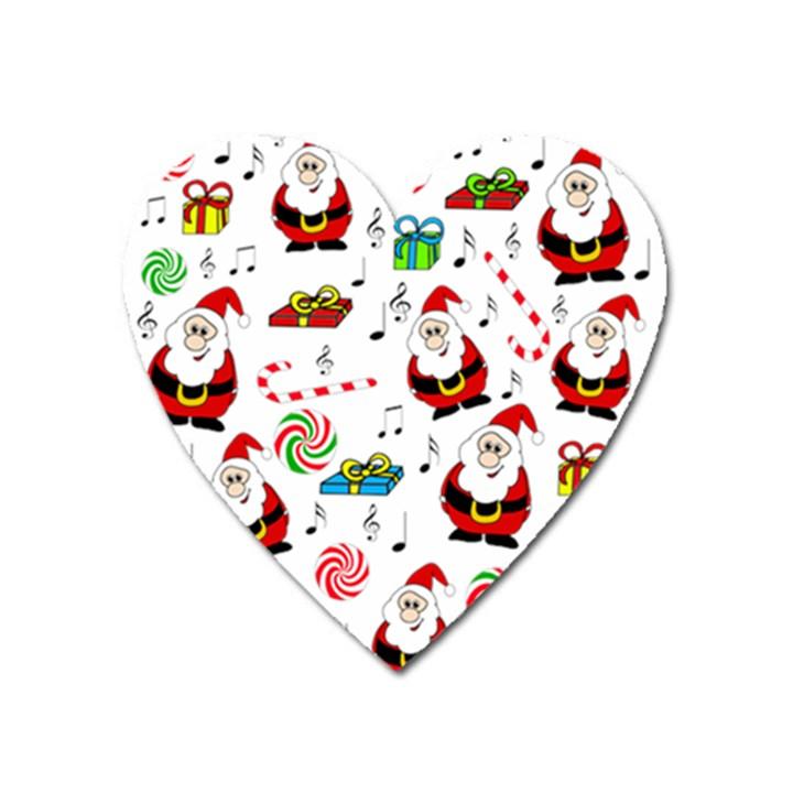 Xmas song Heart Magnet