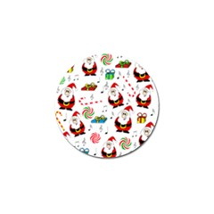Xmas Song Golf Ball Marker (10 Pack) by Valentinaart