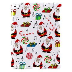 Xmas Song Apple Ipad 3/4 Hardshell Case (compatible With Smart Cover) by Valentinaart