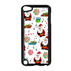 Xmas Song Apple Ipod Touch 5 Case (black) by Valentinaart