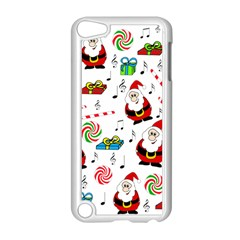 Xmas Song Apple Ipod Touch 5 Case (white) by Valentinaart