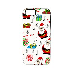 Xmas Song Apple Iphone 5 Classic Hardshell Case (pc+silicone) by Valentinaart