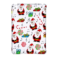 Xmas Song Apple Ipad Mini Hardshell Case (compatible With Smart Cover) by Valentinaart