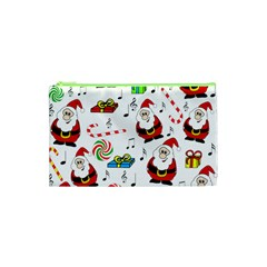 Xmas Song Cosmetic Bag (xs) by Valentinaart