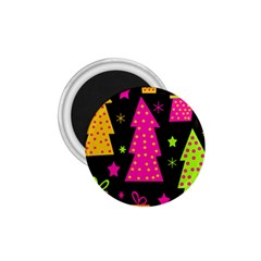 Colorful Xmas 1 75  Magnets by Valentinaart