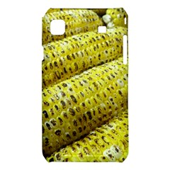 Corn Grilled Corn Cob Maize Cob Samsung Galaxy S i9008 Hardshell Case